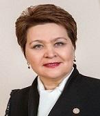 Mrs. Saburskaya Sariya Kharisovna