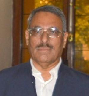 Mr Najam Saeed Punjab Ombudsman
